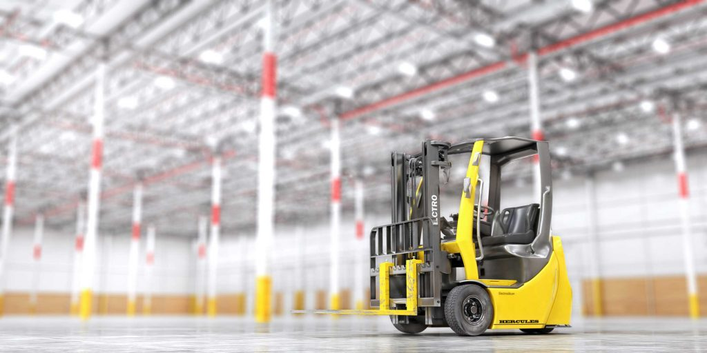 Modern forklift — Forklift Sales in Hillsborough County, FL